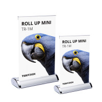 Mini Roll-up A4-koko