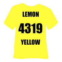 Poli-Flex Perform 4319 Lemon  Yellow