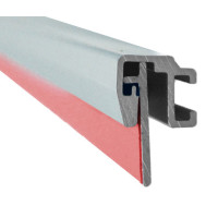 Panel profile 1000 incl alu strip