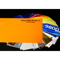Mactac 9807-07 Luminous Orange SL