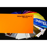 Mactac 9807-42 Bright Orange SL
