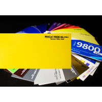 Mactac 9808-46 Banana Yellow Matt