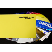 Mactac 9809-21 Pastel Yellow