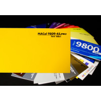 Mactac 9809-45 Dark Yellow