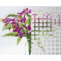 LLumar® Decorative Frosted Squares 1,52m x 30,5m -TILAUSTUOTE-