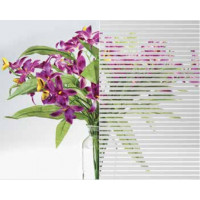 LLumar® Decorative Frosted Stripes 1,52m x 30,5m -TILAUSTUOTE-